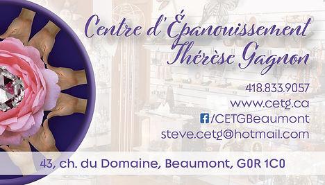 Centre d'Épanouissement Thérèse Gagnon