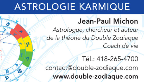 Astrologie du Double-Zodiaque
