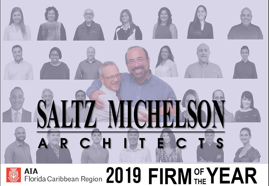 2019 AIA Florida Firm of the Year.JPG