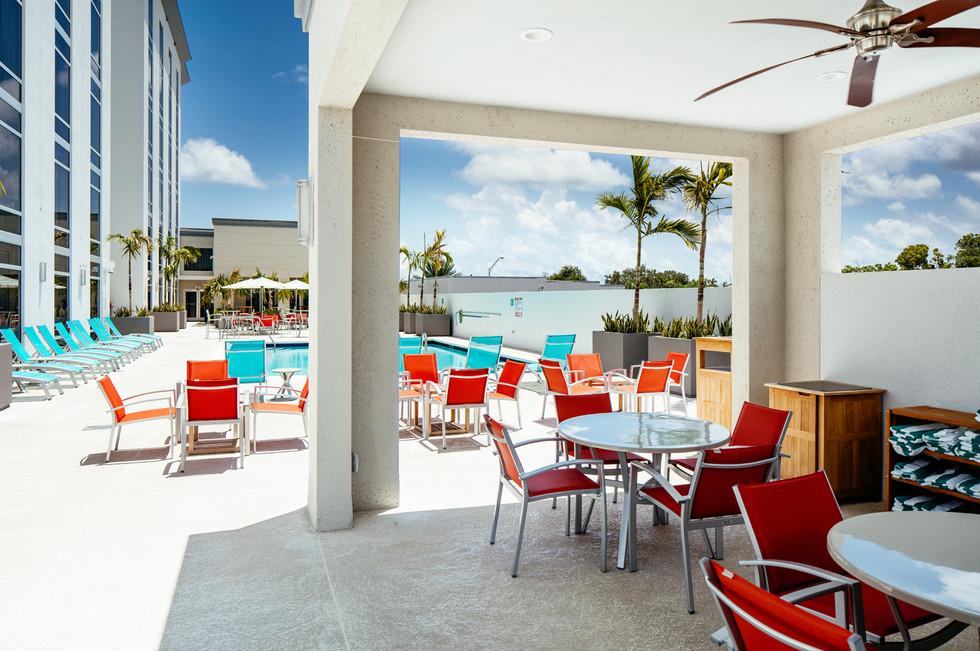 Hotel Morrison Pool
