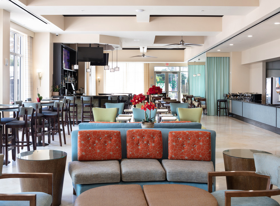Hotel Morrison Lobby