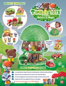 Timber Tots Toyworld advert