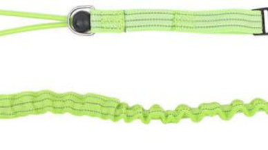 Tool Lanyard Green with Quick Release Buckle