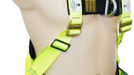 Full Body Harness with Central D-Ring