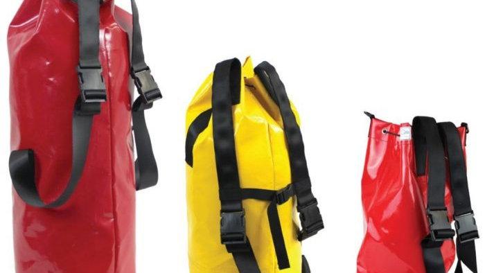 Rope Bag with Shoulder Straps