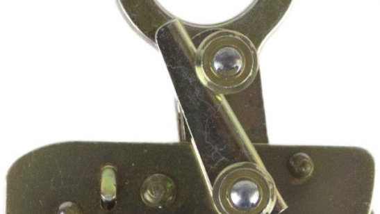 Steel Rope Grab for 12mm Kernmantle Rope