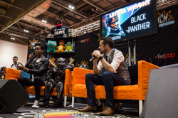 Chatting with Letitia Wright