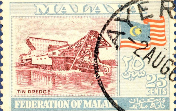 Federation of Malaya 1957
