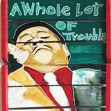 Fats Dimino A Whole Lot of Trouble