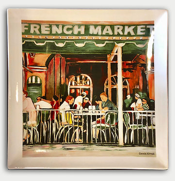 French Market Plate