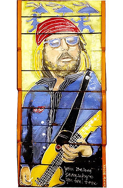 Tom Petty - Print