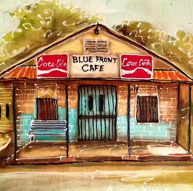 Blue Front Cafe