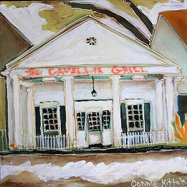 The Camellia Grill - Original Art