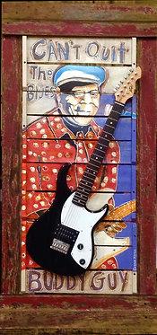 Buddy Guy - Original Art