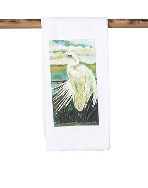 Egret Kitchen Towel