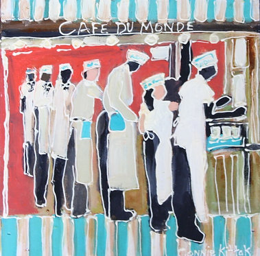 Cafe Du Monde Print