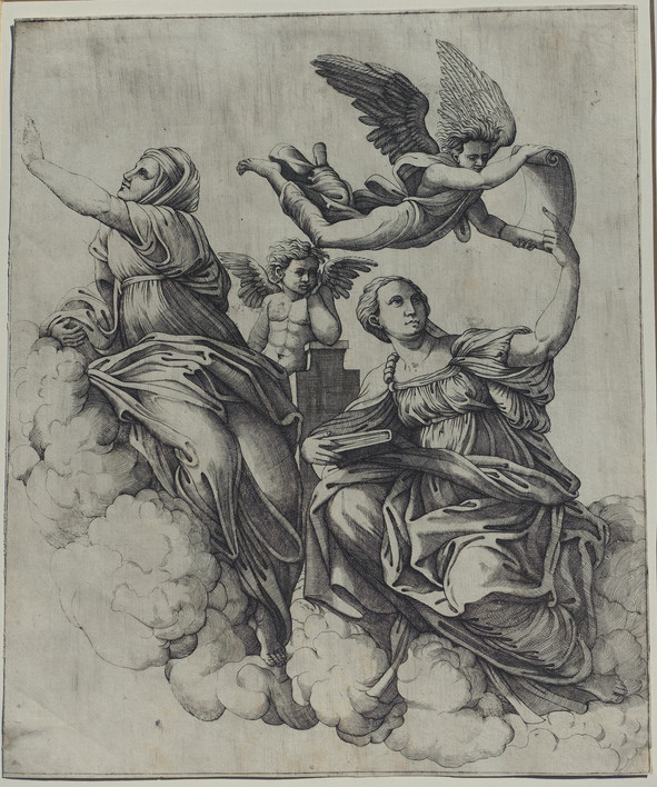Theology and Metaphysics, after Raphael