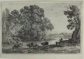 Le Bouvier (The Herdsman)