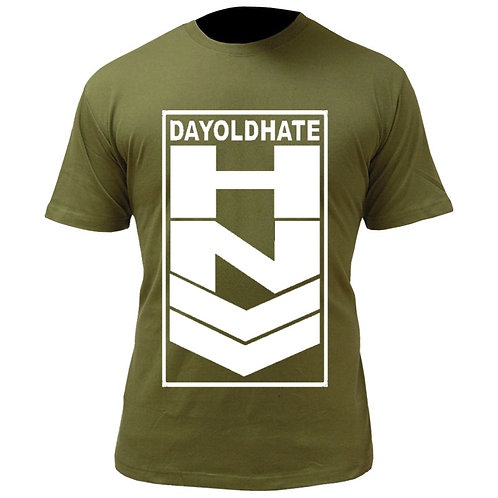 "DAYOLOLDHATE "" Haternation "" Tee"