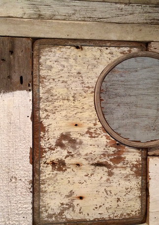 Wood Wall Painting #2