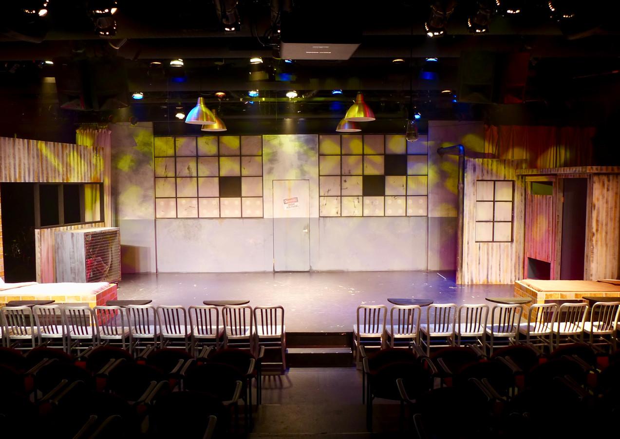The Full Monty - Peregrine Theatre Ensemble