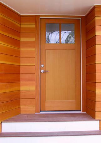 King/Frishkopf Residence - Entry