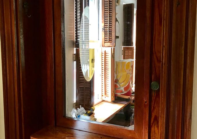 White Horse Inn - Custom Door