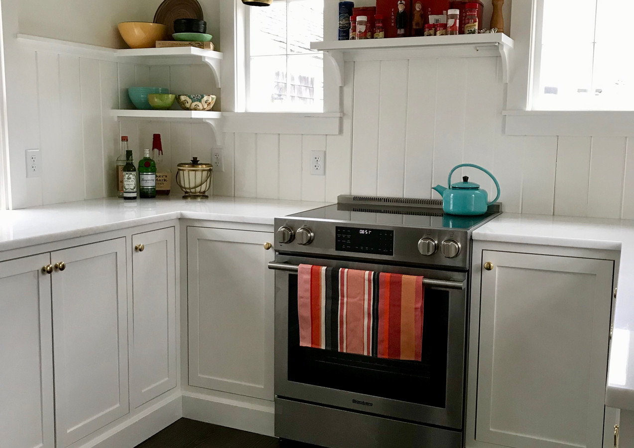 Barr Residence - Kitchen Cabinetry