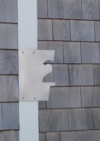 King/Frishkopf Residence - Number Detail