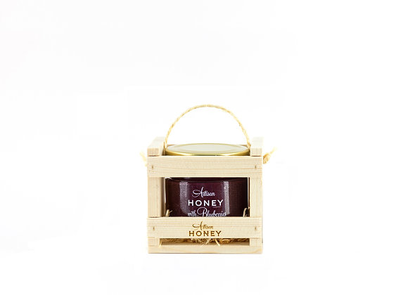 copy of Artisan Honey with Blueberries (Gift Set : 200g)