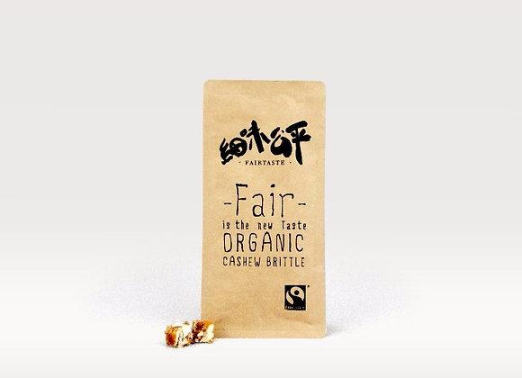 Fair Taste - Organic Cashew Brittle (70g)