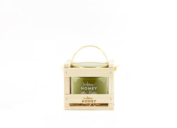 Artisan Honey with Matcha (Gift Set : 200g)