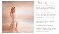 Lemon Sky maternity photography 1