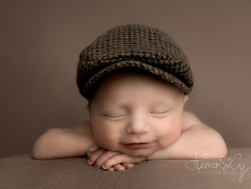 George | Newborn Photography Portsmouth