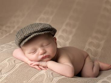 2 Week old Shaun | Bump To Baby