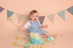 Lemon sky cake smash portsmouth