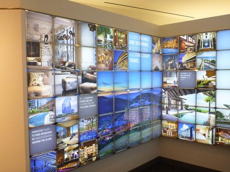 Lobby Displays