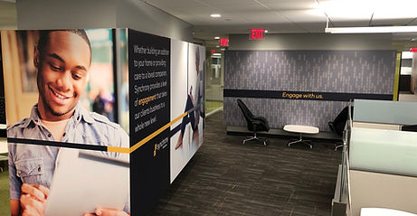 Office Branding & Display In Connecticut, New York, USA