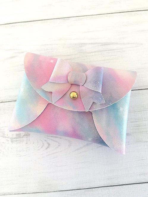 Pastel Delight  Mini Pouch