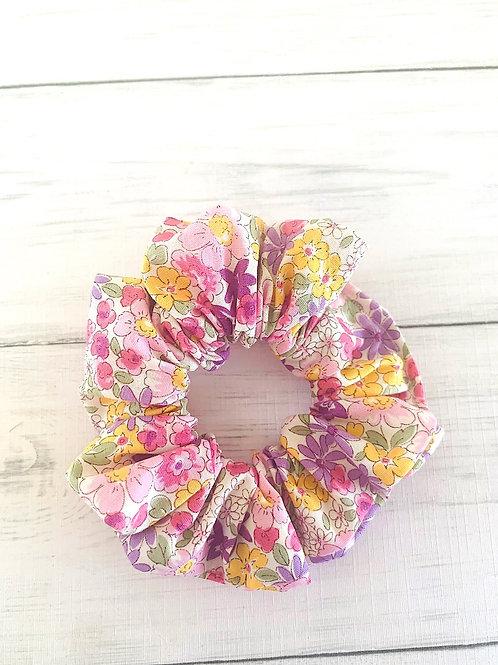 Pastel Power Scrunchie