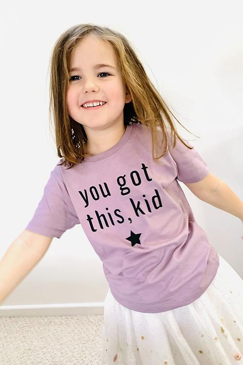 You got this, kid - Kids T-Shirt