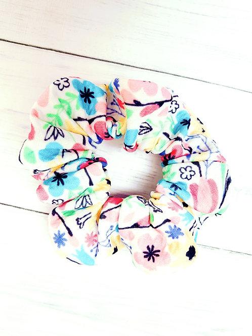 Spring Love Scrunchie