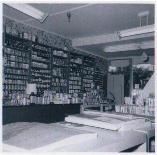 The first shop