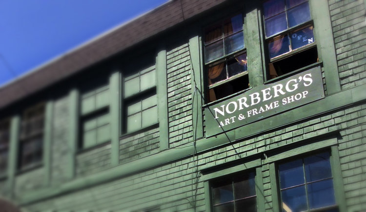 Norberg's Art & Frame Shop