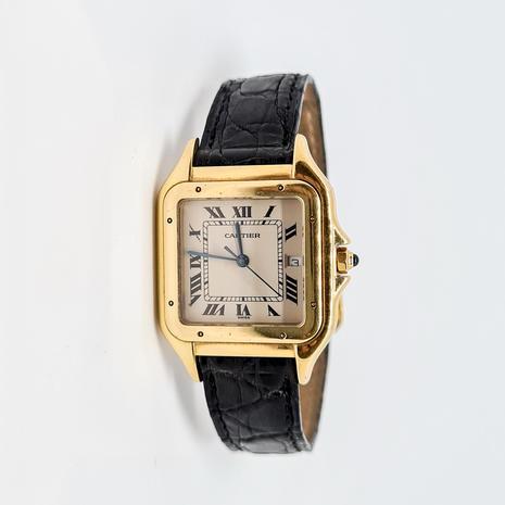 Cartier Santos 18ct Gold