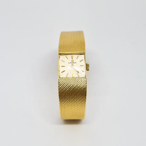 Omega Solid 18ct Gold