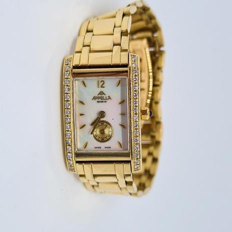Apella Solid 18ct Gold