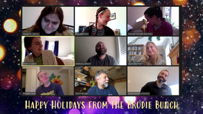 Happy Holidays from the Brodie Bunch!