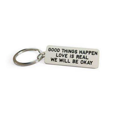 GOOD THINGS Keychain