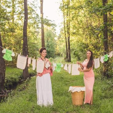 Mamasita's Cloth Diaper Service